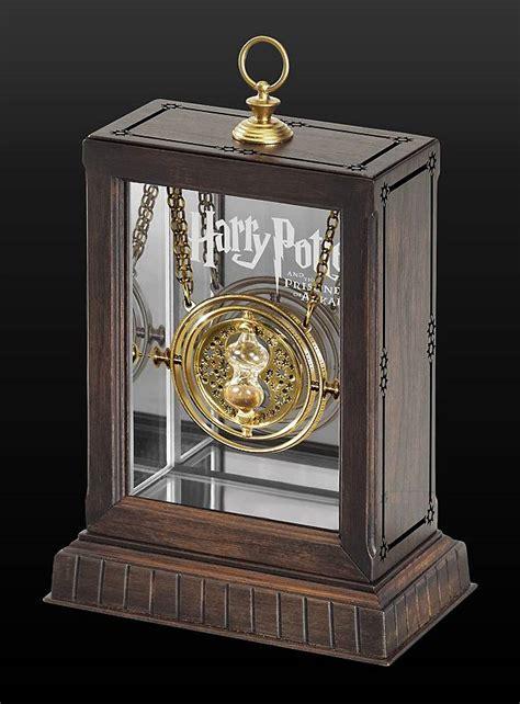 harry potter time turner  display case maskworldcom