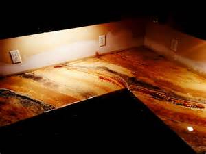 Poured Epoxy Flooring Kitchen by 1000 Images About Countertop Epoxy On Pinterest Diy