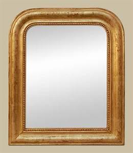 Miroir Vénitien Ancien : petit miroir ancien dor style louis philippe projet filip pinterest miroirs anciens ~ Preciouscoupons.com Idées de Décoration