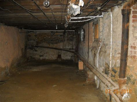 BQ Basement Systems   Basement Waterproofing   Ugly Basement