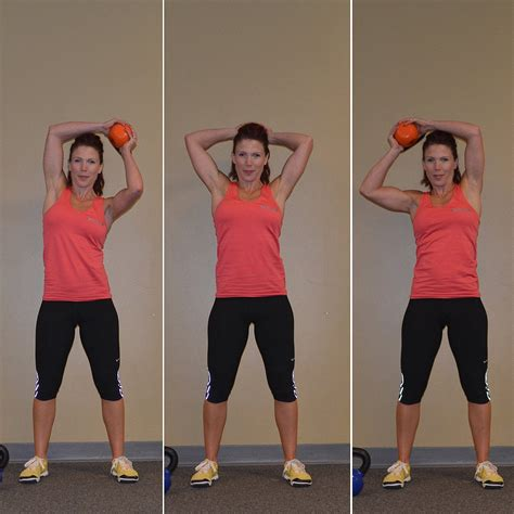halo workout kettlebell basic exercises moves move calories fitness burn popsugar weight bell essential loss ball arm major body light