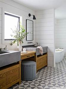 Best 20+ Rustic modern bathrooms ideas on Pinterest