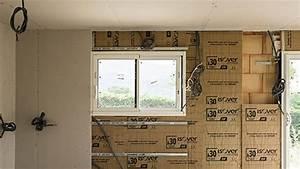Que Mettre Sur Un Mur En Parpaing Interieur : isolation des murs meilleur isolant thermique ~ Melissatoandfro.com Idées de Décoration