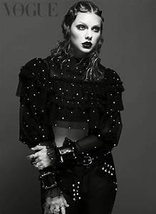 TAYLOR SWIFT for Vogue Magazine, January 2018 Issue ...