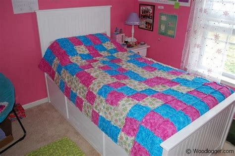 twin bed project  kreg joinery
