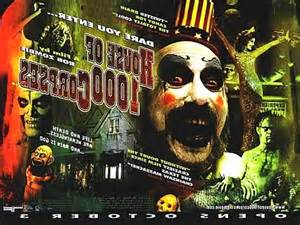 House of 1000 Corpses Movie