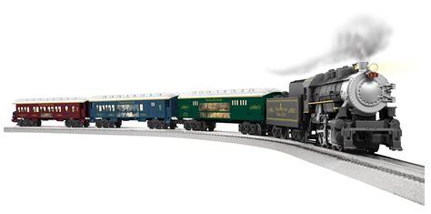 new lionel thomas kinkade christmas train set the thomas