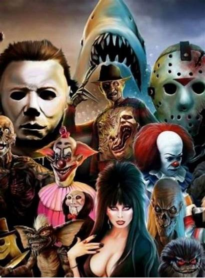 Horror Icons Posters Movies Jason Chucky Films