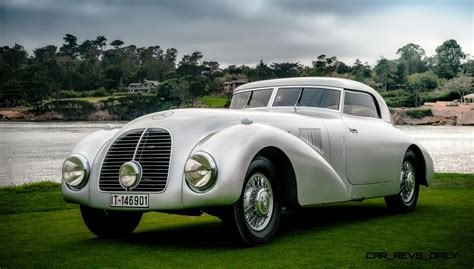 1938 Mercedes Benz 540k Streamliner Is One Off Coupe With