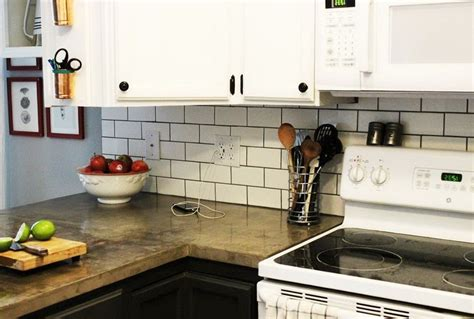 subway tile backsplash installation cost attractive tile
