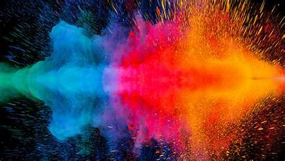 4k Colorful Dispersion Wallpapers Abstract Resolution Colors
