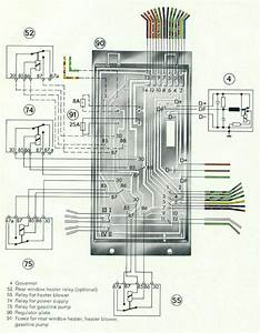 Free Auto Wiring Diagram  1971 Porsche 914 Electrical Relay Diagram