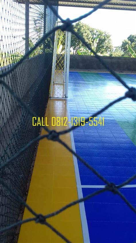 Interlock Floring Futsal Lantai harga lantai futsal polypropylene terbaru dan termurah