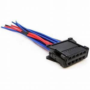 Heater Resistor Wiring Harness For Renault Clio Grand