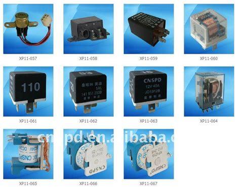 12 V 30a Type Universel Micro Relais Automatique Avec 5