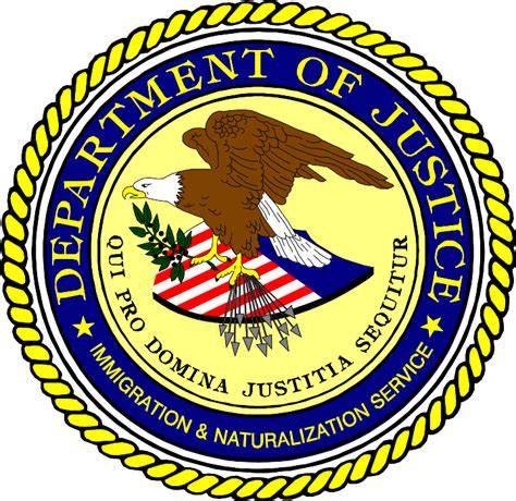us department of justice seal clipart best