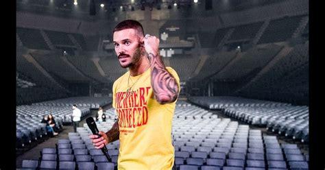 Pokora nul doute que le chanteur saura séduire de nouveau son public avec les paroles romantiques de ce. M. Pokora en répétitions à l'AccorHotels Arena, à Paris ...