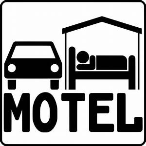 Motel Sign Clip Art – Cliparts