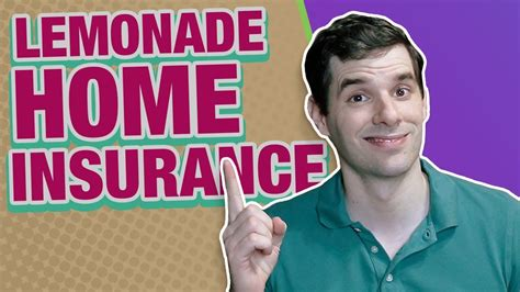 No more insurance brokers, either. Lemonade Home Insurance Review (Updated) - YouTube