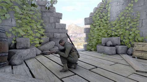 Sniper Elite 4 Dificuldade Autêntico Plus Youtube