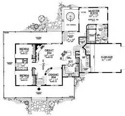 open floor plan farmhouse modern farmhouse open floor plans