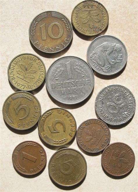 what collectables are worth money german coins collectible coins vintage coins old deutsch