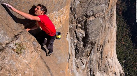 Documentary About Man Death Defying Free Solo Climb
