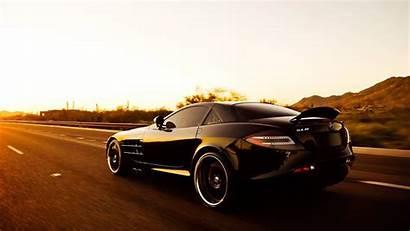 Mercedes Benz Supercars Slr