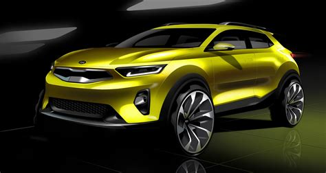 2018 Kia Stonic Crossover To Debut In July The Torque Report