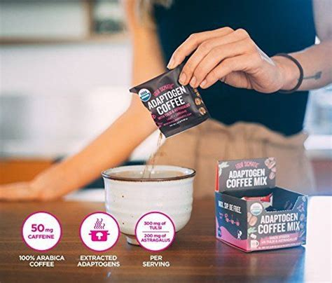 Four sigmatic has taken the health world by storm. Four Sigmatic Adaptogen Coffee, USDA Organic Coffee with Tulsi and Astragalus - The Cooking life ...