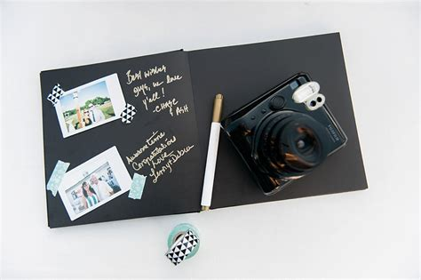 """Instax """"polaroid"""" Wedding Guest Books » Charlotte Nc Intimate Wedding & Elopement Photographer Zardari Wedding Pictures Magazines List India Shopping Examples Of Menu Cards Clip Art Hd Perfect Magazine Release Date Place How Many Per Table"""