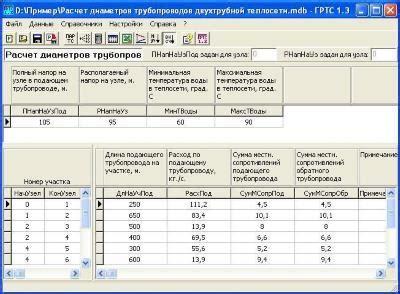 Программа расчета изоляции трубопроводов — теплопотерь через изоляцию . ТЕПЛОТА все для теплоэнергетика и теплотехника