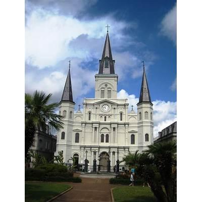 Jackson Square New OrleansWorld TravelsPinterest