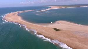 Exploring Shelly Island, a new island formed off the North ...