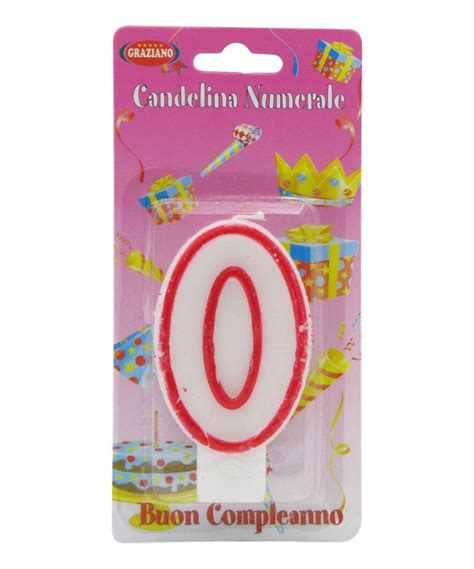 Candela Compleanno by Candela Compleanno N 176 0 Drogheria Olimpia Shop
