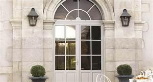 portes fenetres en bois sur mesure solabaie With porte fenetre bois sur mesure
