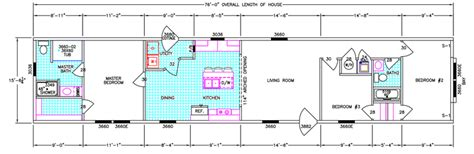 mobile home floor plans single wide double wide