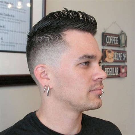 hairstyles receding hairline