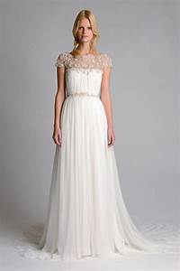 ethereal new wedding dresses by marchesa onewed With bridal wedding dress