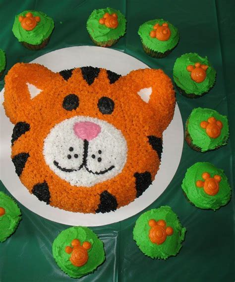 tigger birthday cake template best 20 tiger cupcakes ideas on pinterest safari