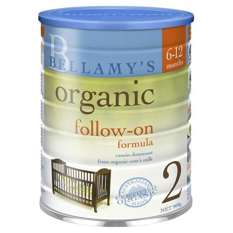 Bellamys Organic Step 2 Follow On Reviews Productreview