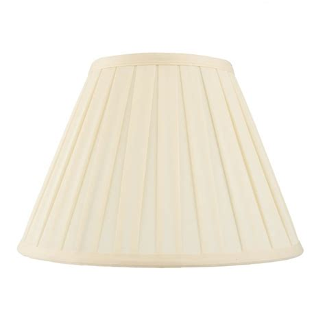 14 inch drum l shade endon lighting carla 14 inch tapered drum shade in