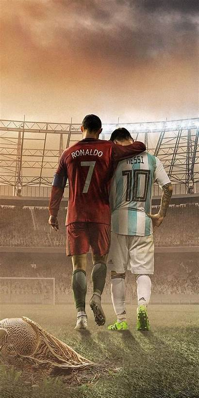 Messi Ronaldo Football Soccer Cristiano Wallpapers Hours