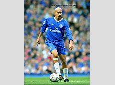 Juan Sebastian VERON Premiership Appearances Chelsea FC
