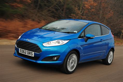 ford fiesta style review auto express