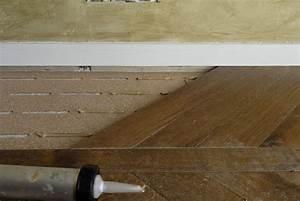 atelier des granges french parquet installation With parquet fougère