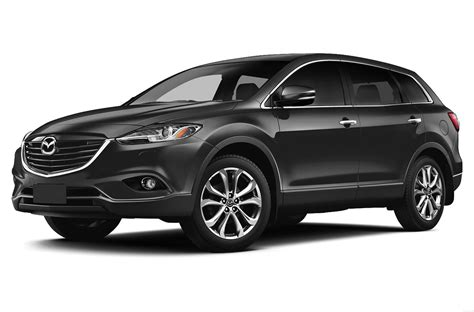 Mazda Cx 9 Photo by 2013 Mazda Cx 9 Price Photos Reviews Features