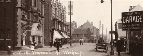 Worksop Archaeological and Local History Society | Worksop ...