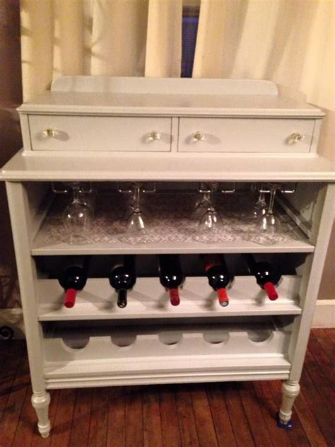 wine bureau beautiful repurposed wine rack made by my husband from an