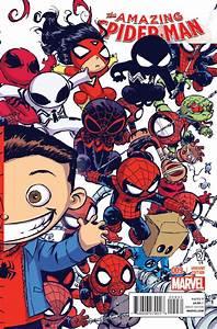 Preview: AMAZING SPIDER-MAN #9 - Comic Vine Cute spider ...